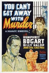 You Can't Get Away with Murder 1939 DVD - Humphrey Bogart / Gale Page